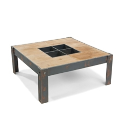 "Rustic Coffee Table - 36""W, 46232"