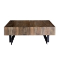 """Solid Wood Coffee Table - 42.5""""W, 46239"""