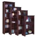 "Cherry 48"" Open Bookcase, 32926"