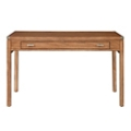 "Writing Desk with Metal Accents - 48""W, 14155"