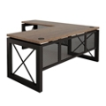 "Urban Reversible Compact L-Desk - 60""W x 80""D, 14394"