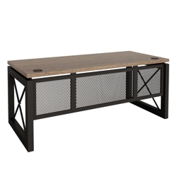 "Urban Executive Desk - 72""W x 32""D, 14396"