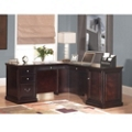 Fulton L-Desk with Right Return, 15987