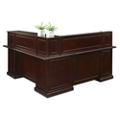 "Cumberland L-Shape Reception Desk with Left Return - 72""W, 16005"