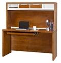 """Santa Clara Open Computer Desk With Hutch - 60""""W, 16063"""
