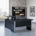 "Metropolitan Adjustable Height L-Desk with Right Return - 72""W, 16382"