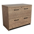 "Urban 36""W Two Drawer Lateral File, 30624"
