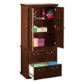 "Wardrobe with File - 34""W, 31911"