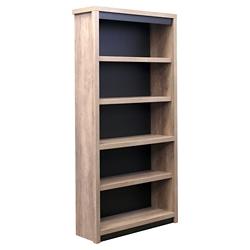 """Urban 72""""H Five Shelf Bookcase, 33426"""