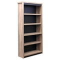 "Urban 72""H Five Shelf Bookcase, 33426"