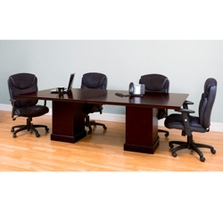 8' Rectangular Modular Conference Table, 40990