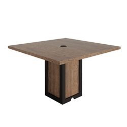 "Urban Square Conference Table - 48""W x 48""D, 45073"
