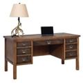 "Half Pedestal Desk - 60""W, 14988"
