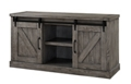 "Media Console with Sliding Door - 60""W, 42005"