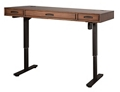 "Height Adjustable Desk - 60""Wx28""Dx32""H, 83083"