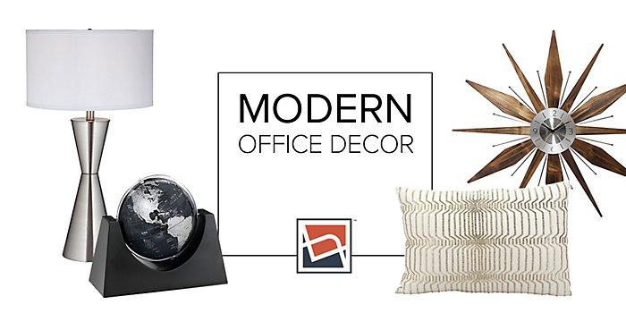 Now Trending: Modern Office Decor You'll Love