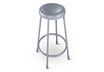 "30""H Stool with Vinyl Seat, 51630"