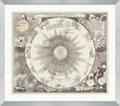 "Systema Solare Et Planetareium Framed Art Print - 34""W x 30""H, 92634"