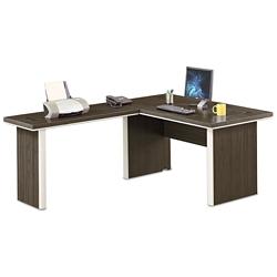 "Metropolitan Computer L-Desk - 60""W, 14354"
