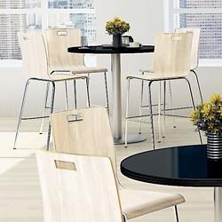Café Height Tables NBFcom - Standing cafe table