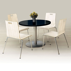 Barista Table and Chair Set, 44728