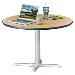 """Frappe Standard Height Round Table - 42""""W, 46015"""