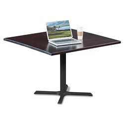 "Rustico Solid Wood Top Table - 42""W, 46056"