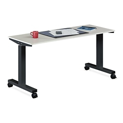 "Lift Pneumatic Adjustable Height Table - 71""W, 46060"