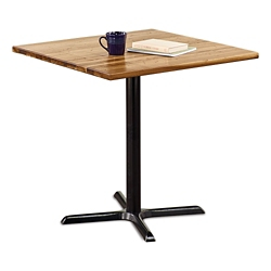 "Rustico Solid Wood Top Counter Height Table - 42""W, 46187"