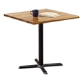 "Rustico Solid Wood Top Counter Height Table - 36""W, 46186"