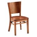 Rustico Solid Wood Café Chair , 55614