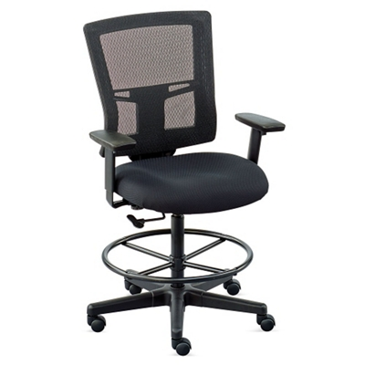 Drafting Chair Global Granada Ergonomic Drafting Stool 1