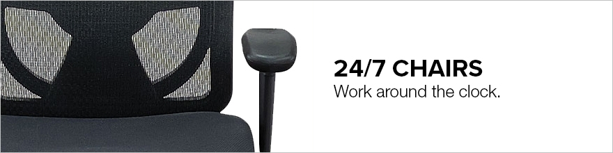 24/7 Chairs - Chairs that work 24 hours a day
