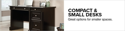 Compact Desk Workstation Shop for a Compact Small Desk at NBFcom
