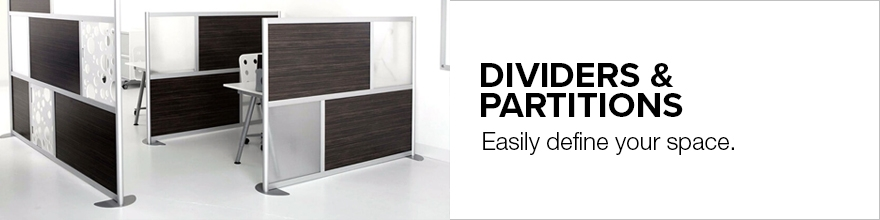 Room Dividers | Shop Office Room Partitions | NBF.com