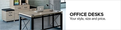 Computer office desk Workstation Office Desk Computer Desk That Fits You National Business Furniture Office Desks Your Style Size And Price Nbfcom