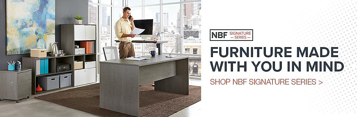 Business Furniture, Office Chairs, Desks, U0026 File Cabinets | NBF.com
