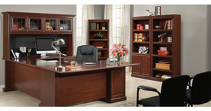 Budget, Commercial, Heirloom: Traditional Executive Desk | NBF Blog