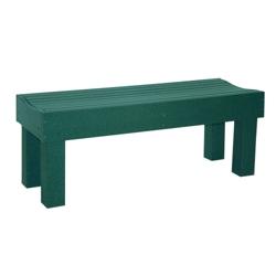 Flat Mall Bench 5', 85442