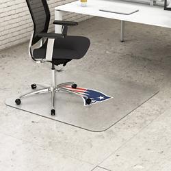 "NFL Hardfloor Chairmat - 60""W x 46""D, 54462"