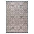 Graphic Floral Print Area Rug - 7.75'W x 10.83'D, 82205