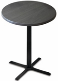"30"" Round Indoor/Outdoor Table - 30""H, 42111"