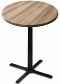 "30"" Round Indoor/Outdoor Table - 36""H, 42115"