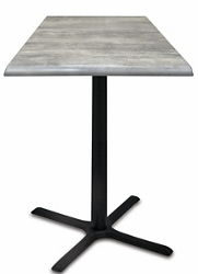"""30"""" Square Indoor/Outdoor Table - 30""""H, 42112"""