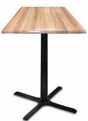 """36"""" Square Indoor/Outdoor Table - 36""""H, 42118"""