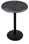 "30"" Round Indoor/Outdoor Table - 30""H, 42123"