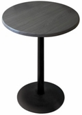 "30"" Round Indoor/Outdoor Table - 36""H, 42127"
