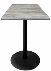 """30"""" Square Indoor/Outdoor Table - 30""""H, 42124"""
