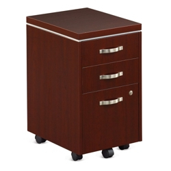 "Reveal 16""W Three Drawer Mobile File Pedestal, 34959"