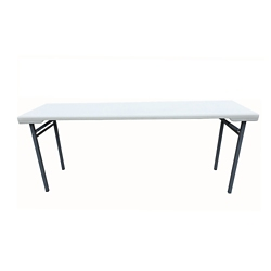 "All-Purpose Folding Table - 70.2""W x 19.5""D, 41801"